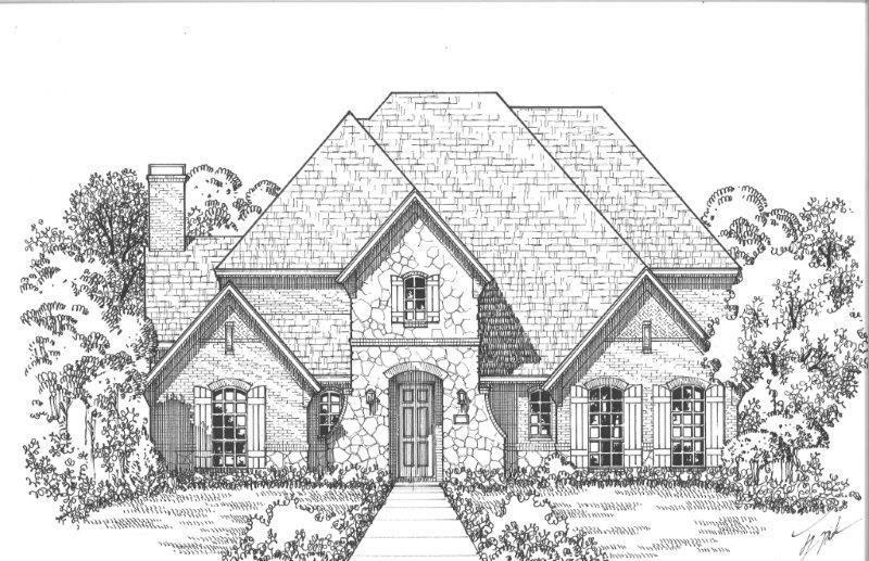 11949 Curry Creek Drive, Frisco, Texas 75035