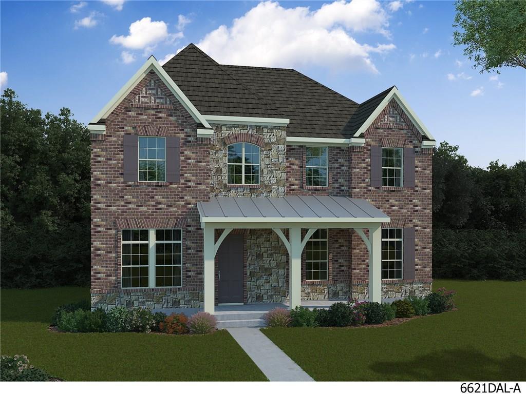 13554 Lamotte Lane, Frisco, Texas 75035